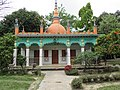 Aliswar Shantiniketan Buddhist Temple at Laksam, Comilla, 19 April 2017 05.jpg
