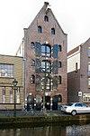 foto van Rijzig korenpakhuis van vier bouwlagen