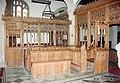 All Saints, Holbeton - Interior - geograph.org.uk - 1724584.jpg