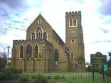 All Saints Church, Franciscan Road, Tooting - geograph.org.uk - 26020.jpg