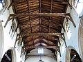 All Saints Church, Mattishall, Norfolk - Roof - geograph.org.uk - 807776.jpg