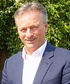 Allan Border, Ricky Ponting and Steve Waugh October 2014 (Waugh cropped).jpg