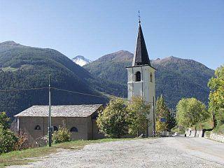 Allein Comune in Aosta Valley, Italy