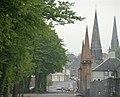 Alloa spires - geograph.org.uk - 461114.jpg