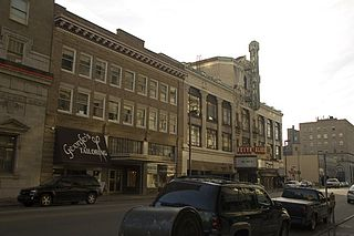 Keith-Albee Theatre United States historic place