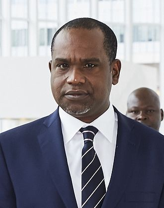 Minister of Foreign Affairs (Burkina Faso) - Image: Alpha Barry (cropped)