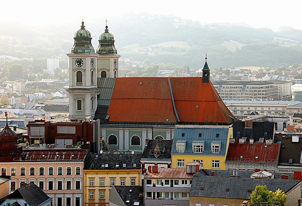 Old Cathedral, Linz - Wikipedia