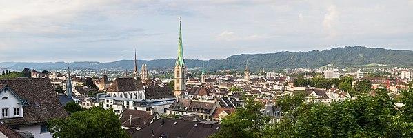 City of Zürich, Switzerland