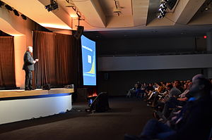Amazon S3 - At AWS Summit 2013 NYC, CTO Werner Vogels announces 2 trillion objects stored in S3.