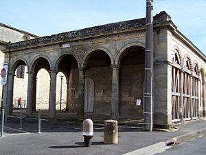 Ambarès-et-Lagrave - The Covered Market