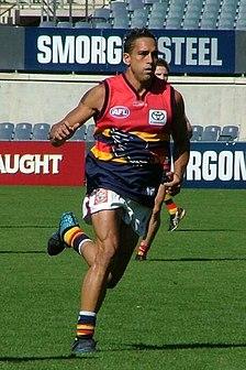 Andrew McLeod Australian rules footballer