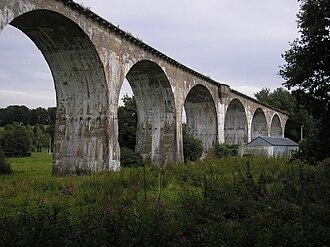 Born, Belgium - Amel-Born Viadukt