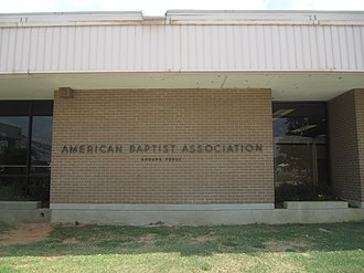 American Baptist Association - American Baptist Association bookstore and publishing house in Texarkana