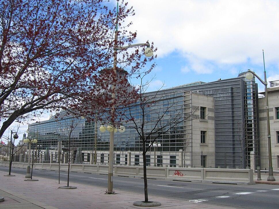 American Embassy in Ottawa