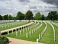 American War cemetery at Madingley - geograph.org.uk - 7250.jpg