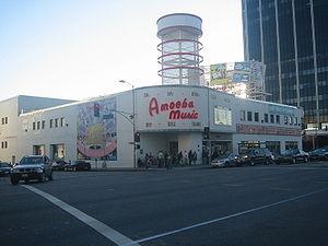 Amoeba Music in Hollywood, CA