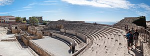 Tarraco - Amphitheatre of Tarraco.