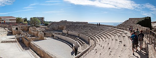 Amphitheatre of Tarraco.