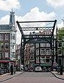 Amsterdam (NL), Brücke am Kloveniersburgwal -- 2015 -- 7239.jpg