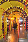 Amy in the Yellow Submarine, The Beatles Story.jpg