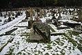 Anchor Grave, Cunnery Rd Cemetery - geograph.org.uk - 2264227.jpg