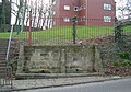 Ancient horse trough in The Hollow - geograph.org.uk - 727861.jpg