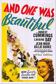 And One Was Beautiful poster.jpg