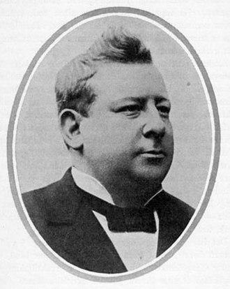 Stockholms-Tidningen - Anders Jeurling, founder of Stockholms-Tidningen