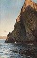 Anders Zorn - 'Nordkap i midnattssol' 1890.jpg