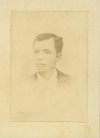 Andrés Bonifacio - Image: Andrés Bonifacio photo