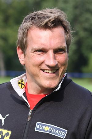 Austria national football team - Andreas Herzog is the most capped player in the history of Austria with 103 caps.