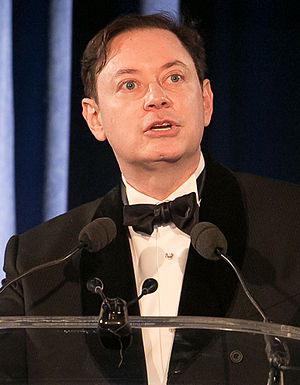 Andrew Solomon - Solomon at the PEN Gala, May 2015