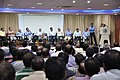 Anil Shrikrishna Manekar Speaks - Ganga Singh Rautela Retirement Function - NCSM - Kolkata 2016-02-29 1541.JPG