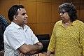 Anil Shrikrishna Manekar and Sujata Sen - Kolkata 2016-02-20 0100.JPG