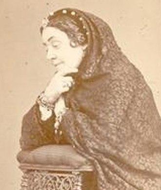 Anna Maria Hall - Anna Maria Hall, ca. 1875