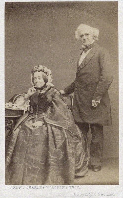 Anna Maria Hall & Samuel Carter Hall