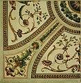 Anoniem, Detailontwerp voor de versiering van een plafond - Ébauche détaillée de décoration d'un plafond, KBS-FRB (CVH 474-7).jpg