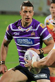 Anthony Gelling New Zealand rugby league footballer