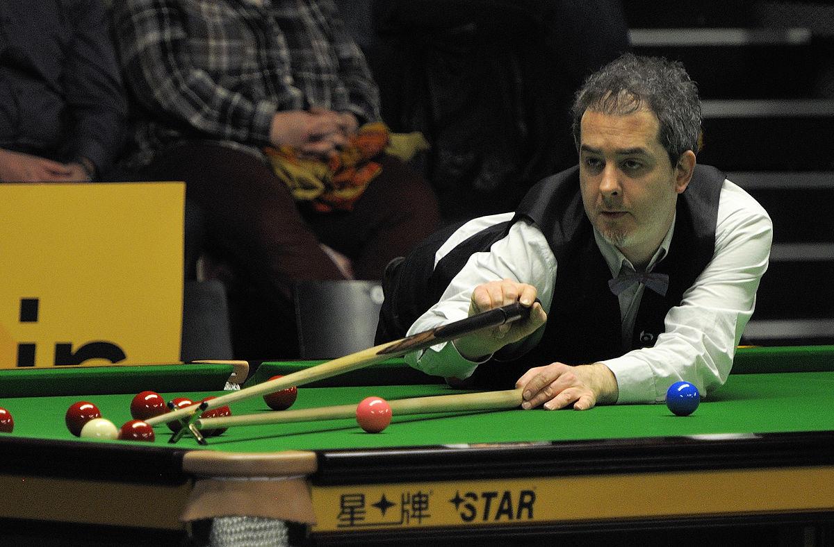 Anthony Hamilton Snooker