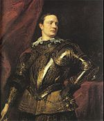 Anthony Van Dyck - Portrait of a Young General.JPG