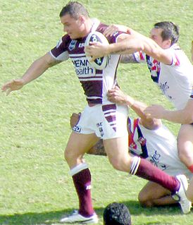 Anthony Watmough Australian rugby league player