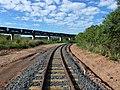 Antigo traçado da ferrovia (Ytuana) em Salto, atualmente projeto turístico Trem Republicano (em construção) - panoramio (7).jpg
