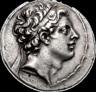 ruler of the Seleucid Empire