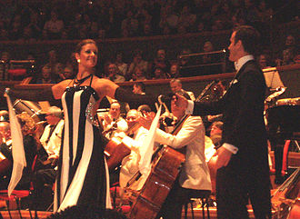 Anton du Beke - du Beke and Erin Boag at the Symphony Hall, Birmingham, January 2008
