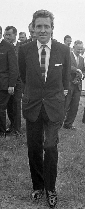 The Boat Race 1961 - Antony Armstrong-Jones, 1st Earl of Snowdon (pictured in 1965) spectated from the umpire's boat.