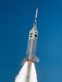 Little Joe II American rocket type