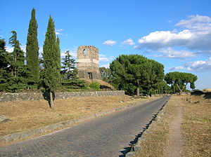 Province of Rome - The Appian Way.
