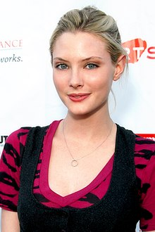 April Bowlby interprète Meg.