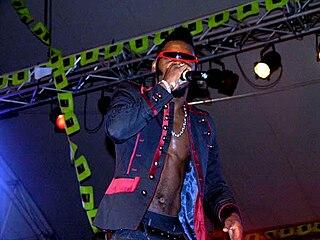 DJ Arafat Ivorian musician