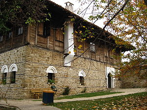 Arbanasi (Veliko Tarnovo) - Old house in Arbanasi